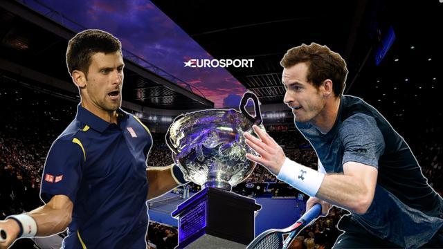 Цифры говорят: Джокович и Маррей повторят рекорд Надаля и Федерера