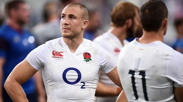 England fullback Brown declared fit for autumn internationals
