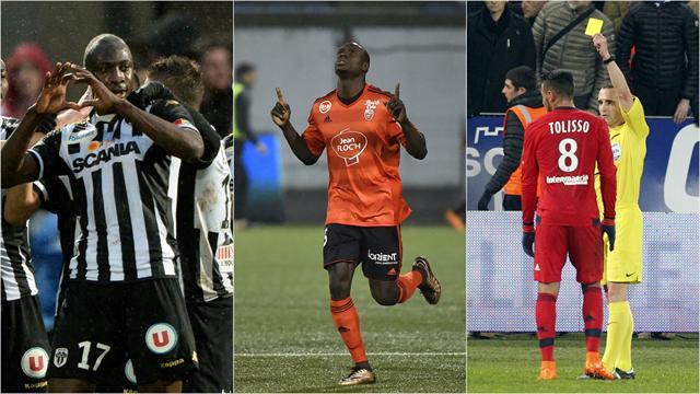 Angers, Zargo Touré, l'OL et Monaco : les tops et les flops de samedi