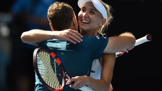 Веснина и Соареc выиграли Australian Open в миксте
