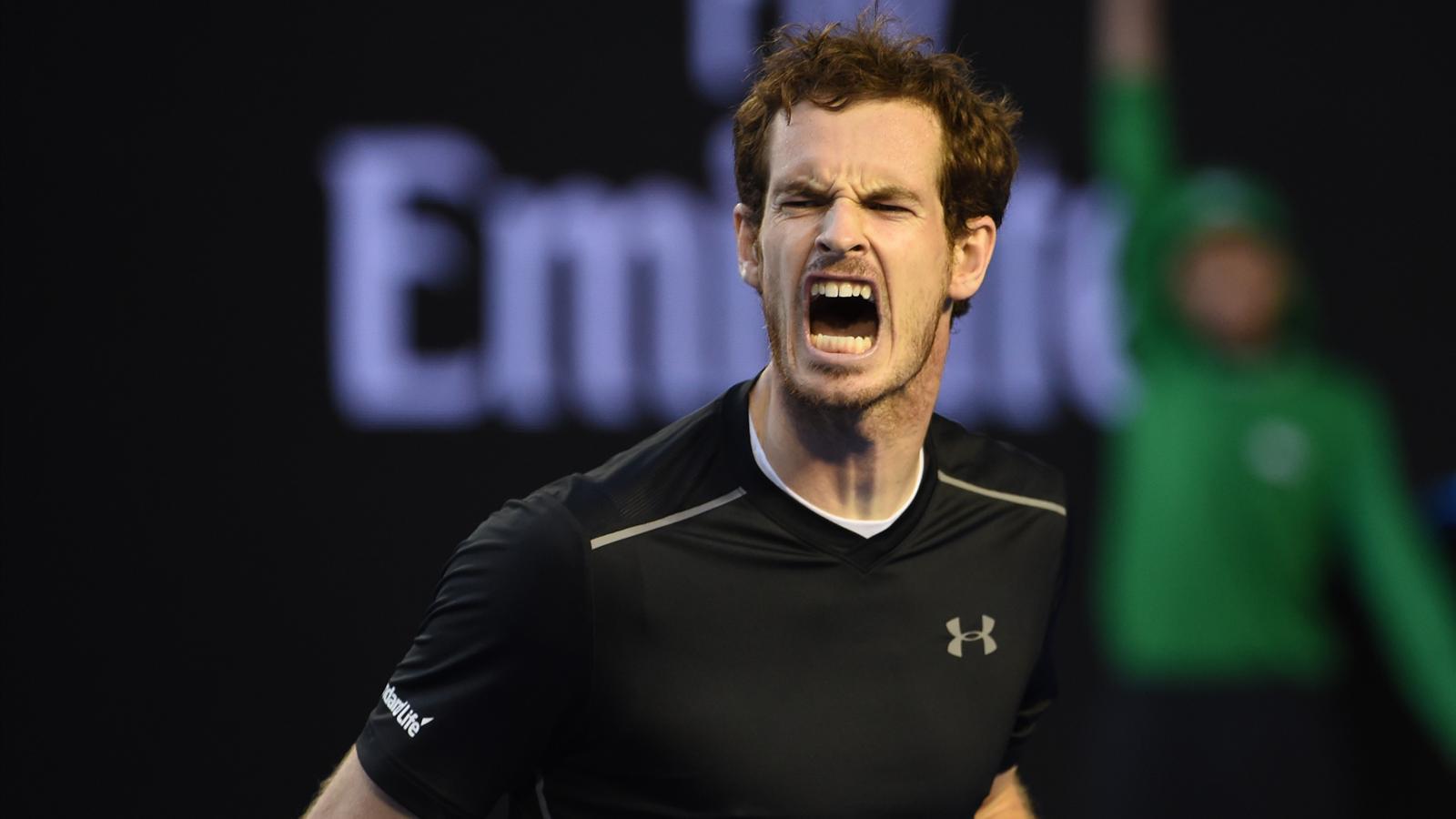 Andy Murray - Australian Open 2016