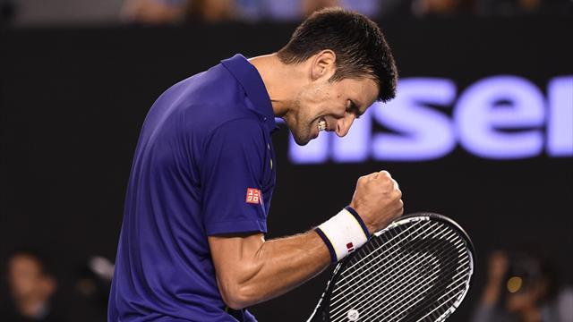Джокович выиграл Australian Open-2016