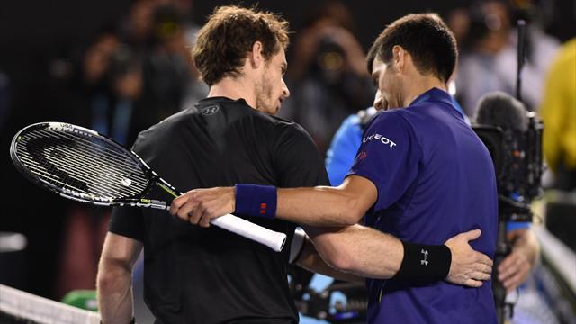 Murray aussi n'a pas résisté à Djokovic, maître de Melbourne : les temps forts de la finale en vidéo