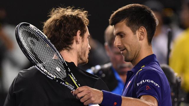 Melbourne è Murray contro Djokovic: dall'invincibile Nole a una poltrona per due