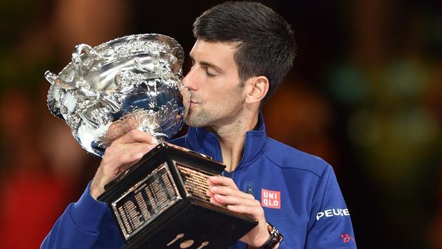 Plus fort que Djokovic, ça n'existe pas