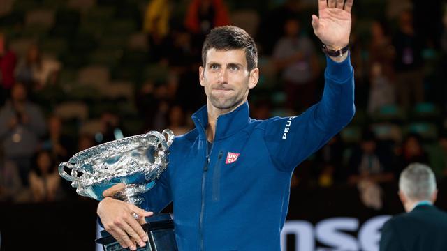 Джокович: «У Энди еще будет возможность выиграть Australian Open»