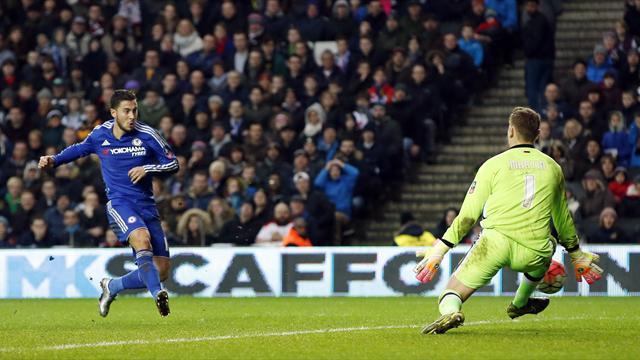 Chelsea régale, Hazard se débloque enfin