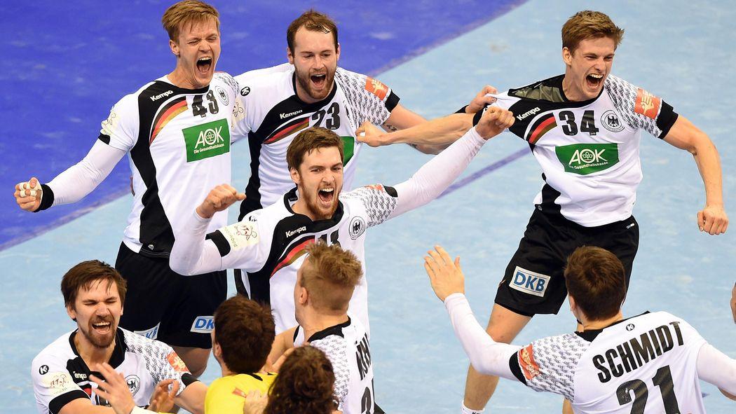 Olympia Rio 2016 Nach Handball Em Titel Fünf Deutsche Teams Dabei