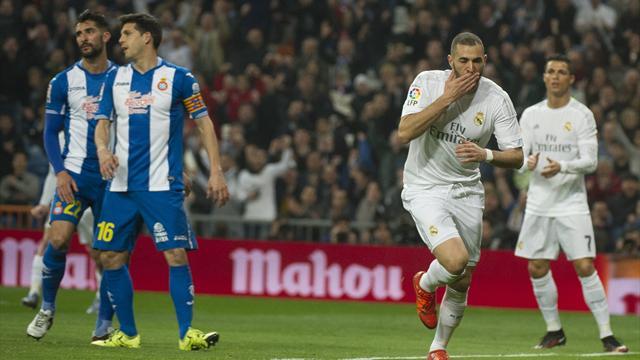 A Bernabeu, le Real de Zidane continue de distribuer les fessées