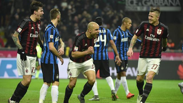 Tout le plaisir est pour l'AC Milan