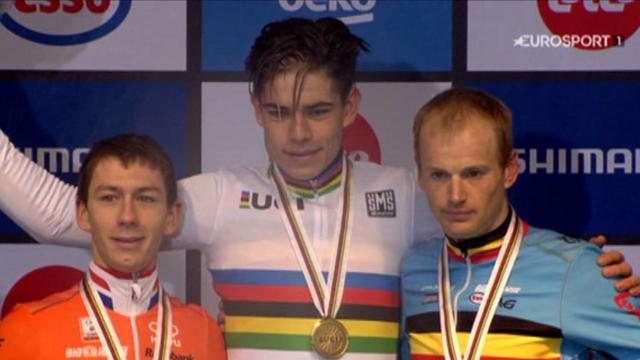 Cyclo-Cross World Championships won by Van Aert
