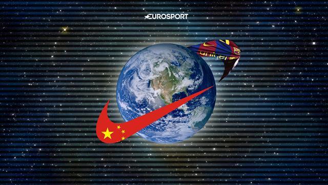 Китайский квартал. Как Nike планирует зарабатывать 50 миллиардов долларов в год
