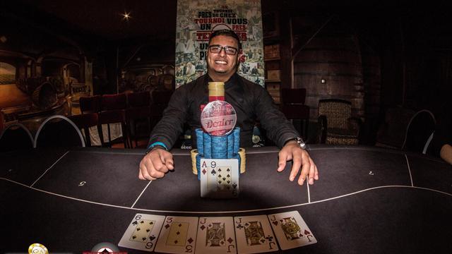 Younes Bouhi remporte l'XtraDeep de Gujan-Mestras