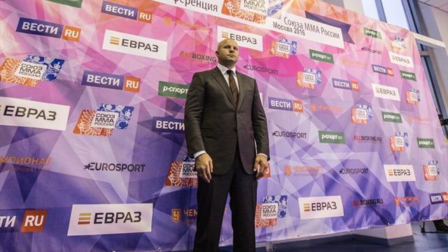 Емельяненко объявил о проведении Кубка России по ММА