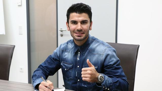 Таски подписал контракт с «Баварией»