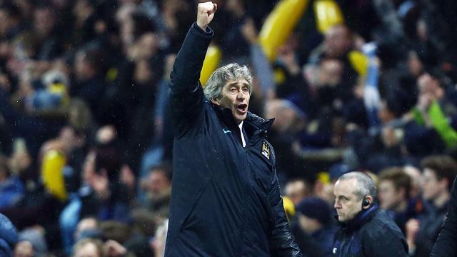 Fort d'un bilan remarquable en Premier League, Pellegrini pourra partir la tête haute