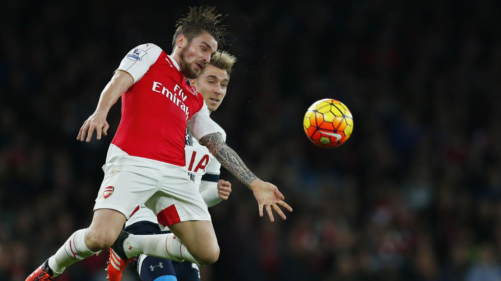 Arsenal s mathieu debuchy joins bordeaux on loan for rest - University league tables french ...