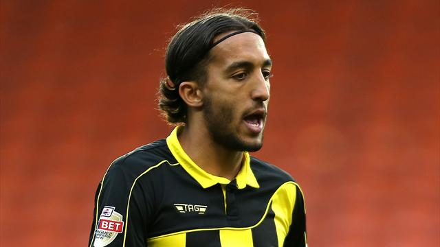 QPR announce signing of Abdenasser El Khayati from Burton