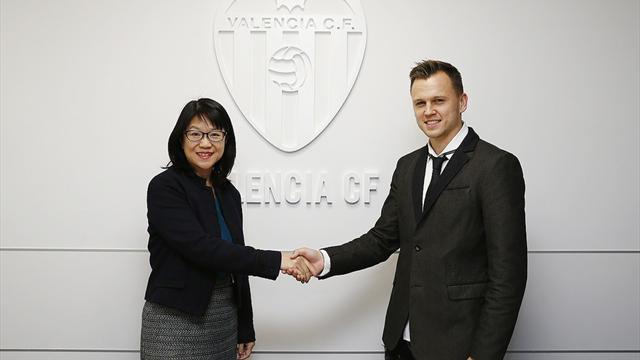 «Валенсия» арендовала Черышева до конца сезона