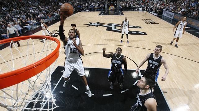 Aldridge relance les Spurs, Cleveland enchaîne : ce qu'il faut retenir de la nuit en NBA