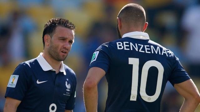 """Valbuena sur Benzema : """"Si on doit se voir, on se verra, pas de problème"""""""