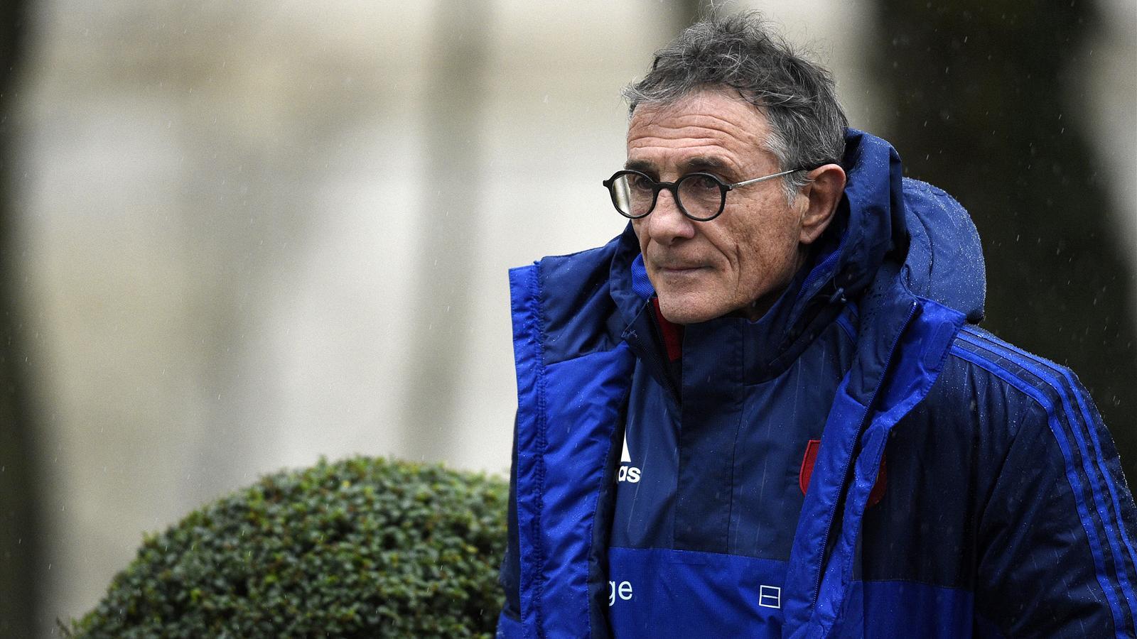Guy Novès (XV de France) - 2 février 2016