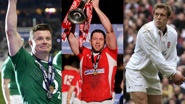 Grands Chelems, nombre de victoires, d'essais, Wilkinson, O'Driscoll... Tous les records du Tournoi