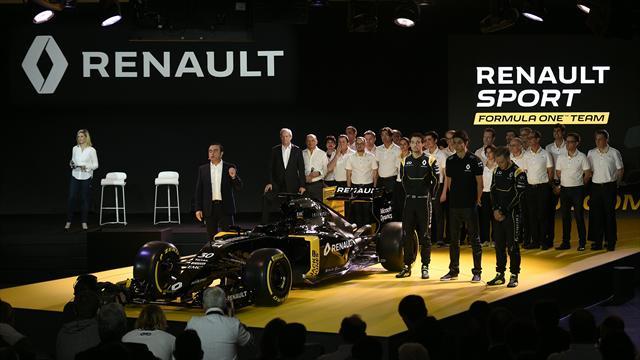 Renault F1 se dévoile enfin