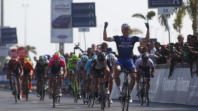 Kittel remporte son premier duel avec Cavendish