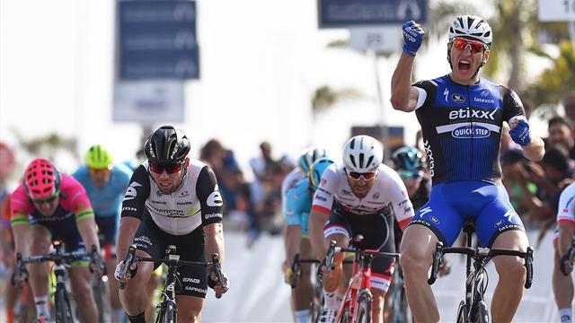 Victoria de etapa y triunfo final para Kittel en Dubai