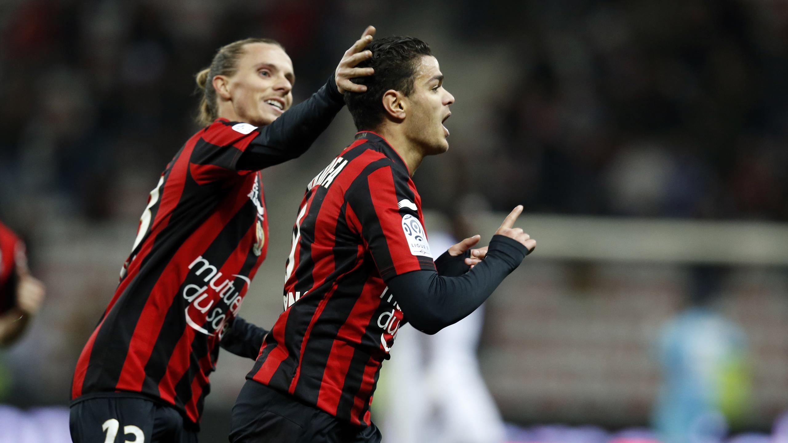 Hatem Ben Arfa continue de porter l'OGC Nice