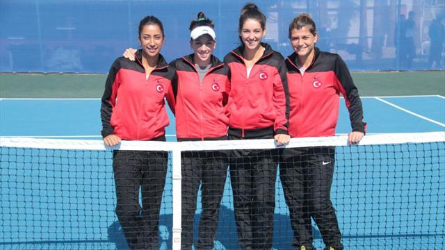 Kadın tenisçilerimizden 8 Mart mesajı