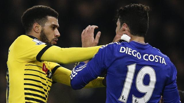 Accrochés à Watford, les Blues ne parviennent pas à enchaîner