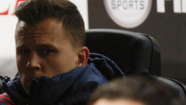 Черышев дебютировал за «Валенсию», которая получила 7 голов от «Барселоны»