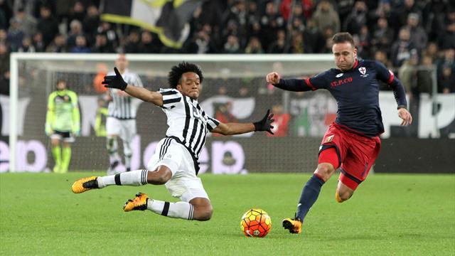Le pagelle di Juventus-Genoa 1-0 - Serie A 2015-2016 ...