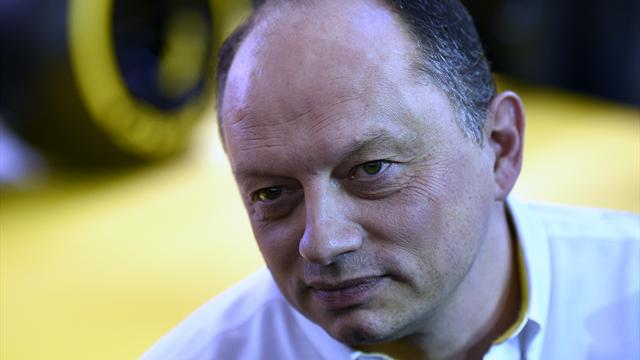 "Vasseur ""convaincu que Renault va mettre les moyens"""
