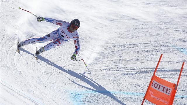 La piste olympique de Jeongseon 2018 peu sélective selon les descendeurs