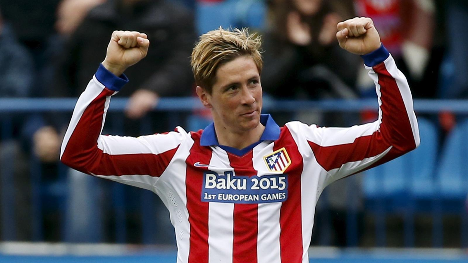 Can Fernando Torres clinch amazing treble of Liga title Champions