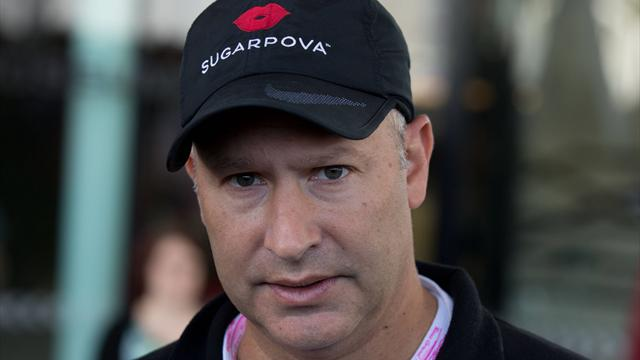 Sharapova'nın menajeri Wozniacki'den özür diledi