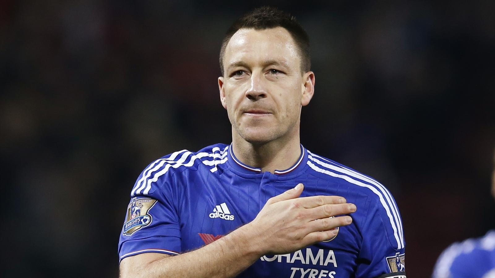 Who will succeed John Terry as Chelsea captain Premier League