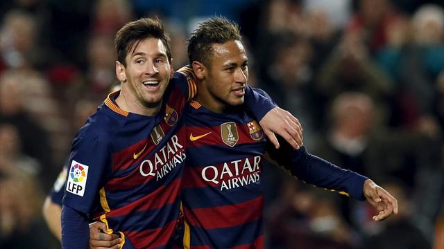 Marca: Неймар будет получать в «Барселоне» больше Месси