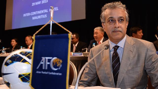 Avec le soutien de l'Afrique, Cheikh Salman est désormais le grand favori pour présider la FIFA