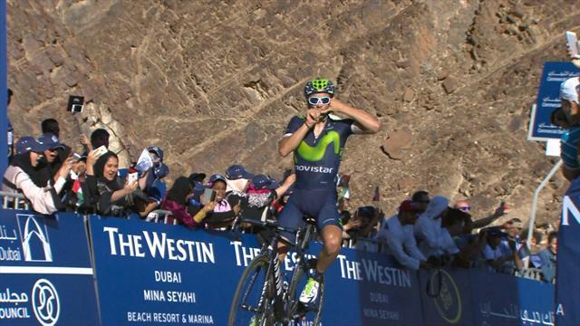 Tour de Dubai : Lobato remporte la 3e étape