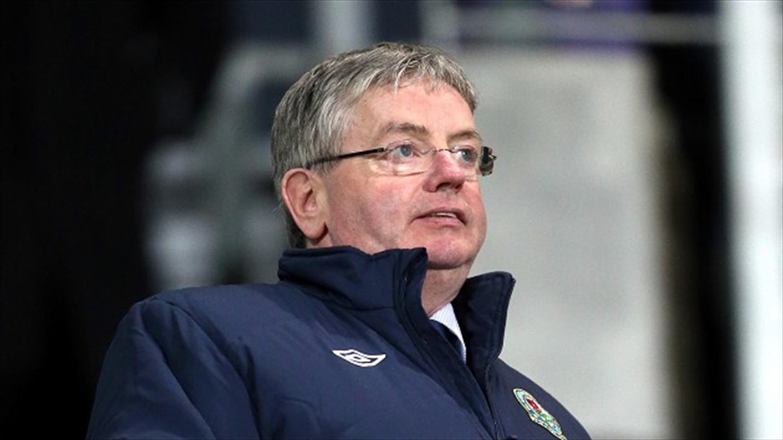 Directors Team Up To Plug Gap At Blackburn Football