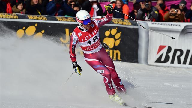 Jansrud était en forme olympique