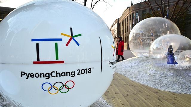 Olimpiyatın dostluk rüzgârı Kore'de esiyor