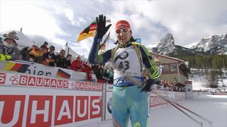 Revoir Biathlon du 06 F�vrier