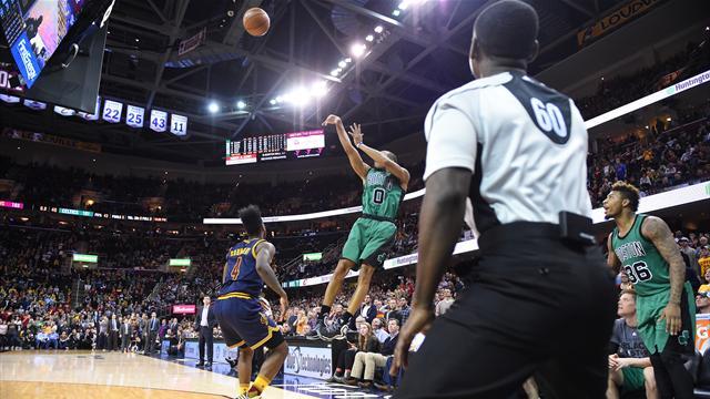 San Antonio en démonstration, Boston se paie Cleveland au buzzer : ce qu'il faut retenir de la nuit