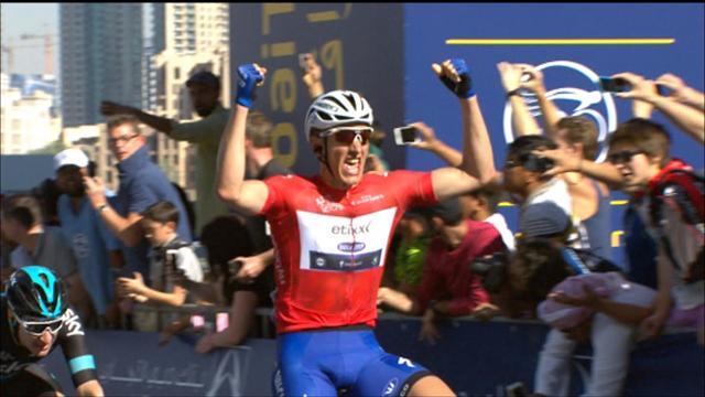 La 4e étape et la victoire finale: A Dubaï, le roi, c'est Kittel !