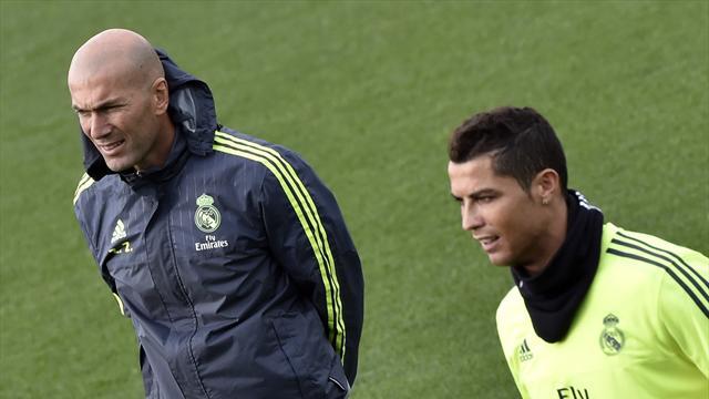 "Zidane : ""Messi ? Le meilleur, c'est Cristiano Ronaldo"""